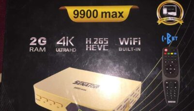مواصفات و سعر رسيفر سيناتور 9900 ماكس senator 9900 max