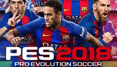 تحميل بيس PES 2018 للكمبيوتر Pro Evolution Soccer تورنت